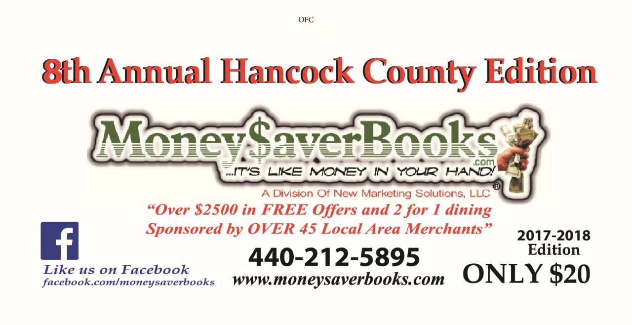Knox county school coupon book list 2018